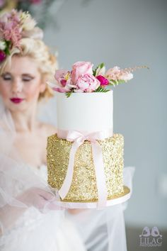 A stunning two tier