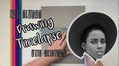 Kai Newman Drawing Timelapse by Artdynamo