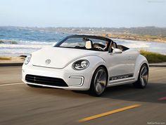 Volkswagen E-Bugster Speedster Concept « Tuning