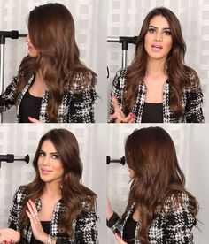 hair color - Camila Coelho