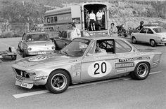 frenchcurious - Dieter Quester (BMW 2800 CS) 1972 - Carros e...