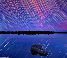 Incredible long exposure photo...wow