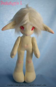 How to make big SD chibi feet? - TOYS, DOLLS AND PLAYTHINGS