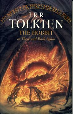 The Hobbit-daddy read this to my sisters and I when we were young.  I remember being all worried about bilbo when he was in the battle of wits with gollum.  A very fun read.