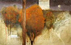 Melita Gwerková ( 1956, Eslovaquia ) Painting, Art, Painting Art, Art Background, Kunst, Paintings, Performing Arts, Painted Canvas, Drawings