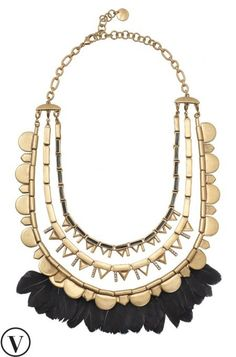 Love this Plume Necklace! http://stelladot.com/kellibrooks