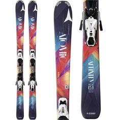 Atomic Affinity Pure Skis + XTE 10 Bindings - Women's 2015 from evo.com