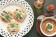 Tortilla soup and tostadas, part dos
