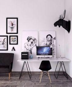 #escritório #mesa #bancada #cavalete