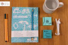 Papelaria, caderno, planner, notebook