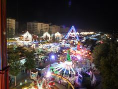 feria de Fuengirola (Málaga)