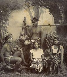 Native Tahitians - Tahitians - Wikipedia, the free encyclopedia