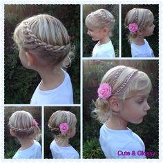 Groovy Bloemknot Cute Amp Glossy Hairstyles Braids Haarstijlen Hairstyles For Women Draintrainus