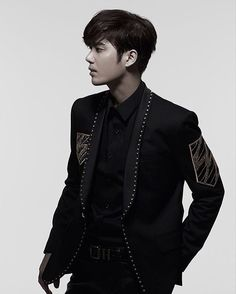 Kim KyuJong   Ss501 - Come back as Double S301,,,