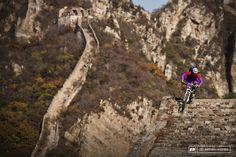 Biking the China Wall