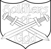 Free Bible School Materials: Soldiers of God Decorations & Lessons