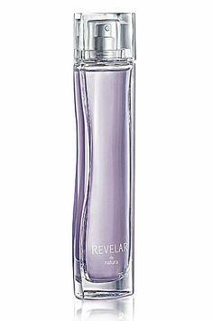 c3e47011d Desodorante Colônia Revelar Feminino - 75 ml Floral. Sensual. Sândalo