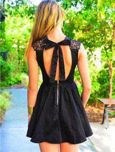 I'm loving this dress. 8th grade graduation?