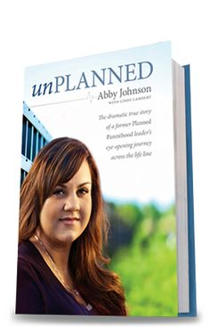I contacted Abby Johnson to ask for a guest post. She gave me permission to use her story to help raise money for CPC. I am also taking your stories. Now here's from Abby: