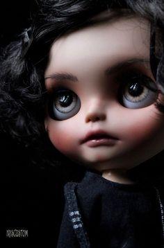 Ooak aangepaste Blythe Art Doll Coco Mademoiselle door door aline8