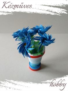 Quilling, Planter Pots, Bedspreads, Quilting, Paper Quilling