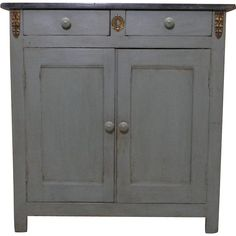 www.rubylane.com #vintagebeginshere  19th Century Antique French Empire Period Buffet