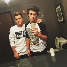 Dolan Twins (@dolantwins) • Instagram photos and videos ❤ liked on Polyvore featuring tops, dolan twins, dolan tops, brown top and dolan