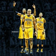 We love the Indiana Pacers !-- #ProBasketball_IndianaPacers