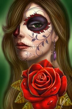 Rosa by kamiartist.deviantart.com