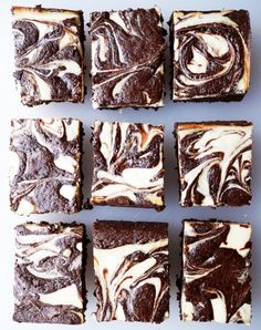 ***these are decadent and delicious. Triple-chocolate brownie with cheesecake topping. So good, and with a bit more salt than you'd expect to give it a sharp almost-salty flavor. Have already made them several times. Yum!!!*** The Ultimate Cream Cheese Brownie Recipe on Mostess.co