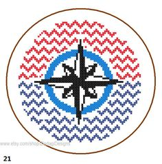 Hey, I found this really awesome Etsy listing at https://www.etsy.com/listing/173713456/instant-download-nautical-compass-cross