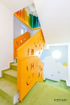 Dental clinic for children with a gorgeous design Dent Estet 4 Kids - Hamid Nicola Katrib - www.homeworlddesign. com (6)