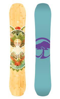 Arbor Snowboards - Swoon - System Rider / Womens' Specific / Mountain Twin / Sintered Core / Medium Flex
