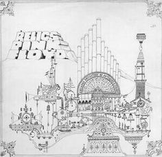 """Relics(subtitle:A Bizarre Collection of Antiques & Curios) is acompilation albumby Pink Floydreleased in 1971.  Relics was most noted for its inclusion ofSyd Barrett-era hit singles, """"Arnold Layne"""" and """"See Emily Play"""", as well as B-sides to three other singles."""