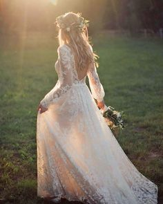 Top 30 Hottest Wedding Dresses: Guide To Every Silhouette ❤ hottest wedding dresses a line lace with long sleeves rikidalal #weddingforward #wedding #bride #weddingoutfit #bridaloutfit #weddinggown