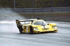Ayrton Senna - Nürburgring Porsche 956
