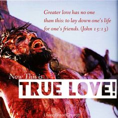 #truelove #jesus #cross #blood #passover