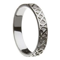 Celtic Knot Rings | Silver & Gold Designs | 100% Irish