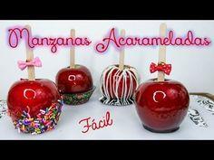 Manzanas Acarameladas - Mi Cocina Rápida - YouTube