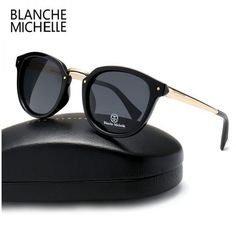 2017 Luxury polarized sunglasses women brand … « Hottest Online... via Polyvore featuring accessories, eyewear and sunglasses