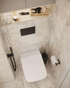 Toilet Room, Bathroom Interior Design, Diy Home Decor, Living Room, House, Architecture, Hipster Stuff, Hall Bathroom, Home
