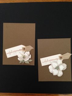 Sympathy Cards - Understated ORDERS ACCEPTED, please send me a message; Cards with Charisma