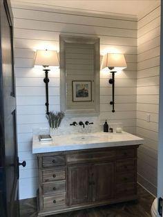 Black Bathroom Decor - December 31 2018 at Small Basement Bathroom, Bathroom Spa, White Bathroom, Bathroom Ideas, Bathroom Vanities, Bathroom Renovations, Shower Ideas, Bathroom Photos, Budget Bathroom
