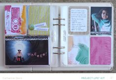 June Project Life by Catherine Davis at @Studio_Calico