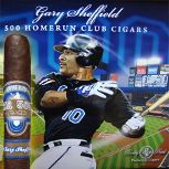 Rocky Patel Wraps a Home Run Cigar for MLB All-Star Gary Sheffield. World Famous Cigar Bar Debuts and Launches Sheffield's HR500 Friday October 26. The night will have it all and the staff at the Cigar Bar has paired this robust cigar with a special barrel aged Butter Pecan 'Southern' Old Fashioned as well as Cigar City Brewing's 'Good Gourde' Pumpkin Ale. BeverageUnderground.com will be on location and 'Goode-N-Blue' will provide music and entertainment.