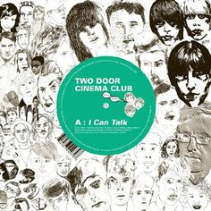 "Two Door Cinema Club - I Can Talk (Golden Bug Remix) off of I Can Talk Remixes 12"" on Kitsune Music (2009)"