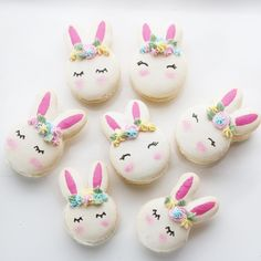 Your Heart Will Weep For How Friggin' Cute These Animal Macarons Are