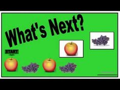 Learning Patterns is fun. Start with the AB Pattern. Can you figure out what's next? See the AB Pattern in action. Children in preschool and kindergarten wil. Patterning Kindergarten, Kindergarten Art, Preschool Math, Number Activities, Language Activities, Math Songs, 1st Grade Math, Grade 1, Math Patterns