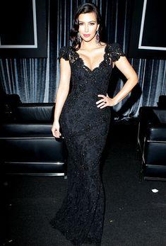 ♥ Kim Kardashian's dress