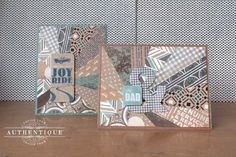 Project by Authentique Paper Design Team Member Heather Conklin